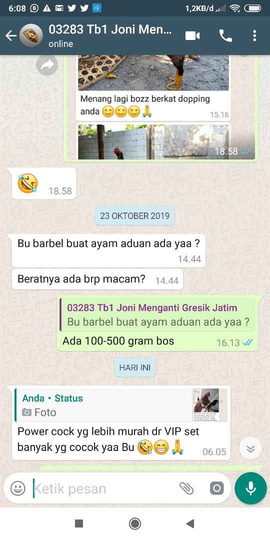testimoni produk ke1 25 april 2020